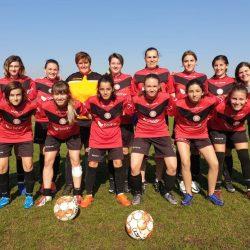 Fetele de la Viitorul s-au impus la scor de tenis în fața timișorencelor de la Juventus