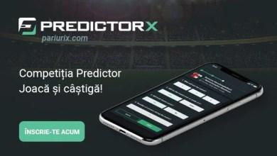 Photo of Predictor by PariuriX: Concurs gratuit de pronosticuri pe fotbal cu câștiguri săptămânale