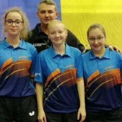 Tânăra echipă a CSM-ului a debutat în Superliga Națională de tenis de masă cu două victorii din șapte întâlniri