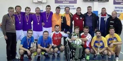 Șase echipe s-au întâlnit la Cupa Tăcerii la fotbal-tenis!
