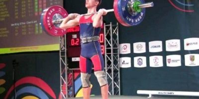 Emanuel Danciu a devenit triplu campion naţional de seniori chiar înaintea unei operații la genunchi!