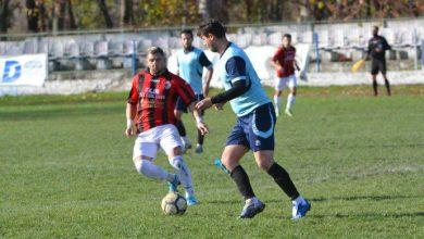 "Photo of Zărăndanii s-au simțit vânați, ""roș-negrii"" iernează în play-off: CS Ineu – Unirea Sântana 1-1 + FOTO"