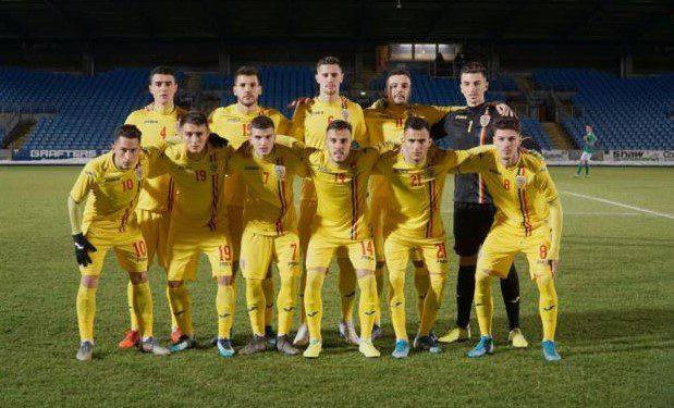 """Arădenii Man și Petre nu au fost în zi de gol în Irlanda de Nord, """"tricolorii mici"""" s-au mulțumit cu un punct în prelimariile Euro 2021"""