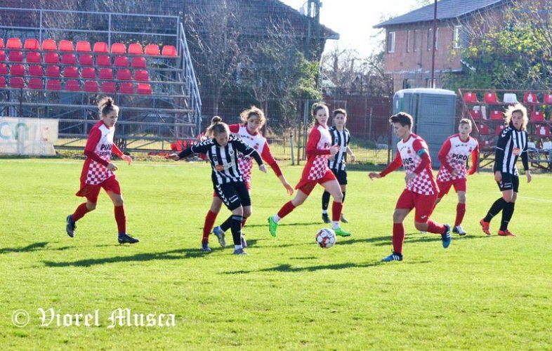 Onorabil cu campioanele: AC Piroș Security - Universitatea Olimpia Cluj 3-6 + FOTO