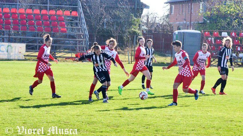 Onorabil cu campioanele: AC Piroș Security – Universitatea Olimpia Cluj 3-6 + FOTO