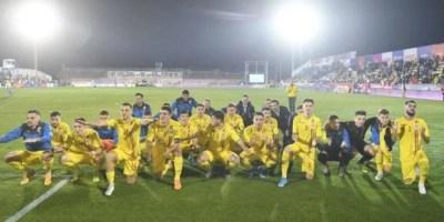 """Arădenii Man și Petre – """"assituri"""" pentru Mihăilă, eroul României U21 în victoria contra Finlandei"""
