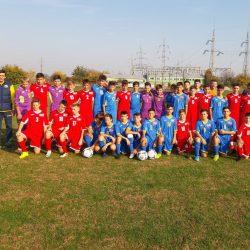Un singur eșec pentru cele patru selecționate ale Aradului la juniori contra vecinelor din Timiș, Caraș, Bihor și Hunedoara