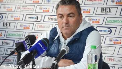 """Photo of Ilie Stan, cu linia secundă la Arad: """"Le-am dat șanse jucătorilor mai proaspeți, am căzut psihic și fizic după greșeala portarului nostru"""""""