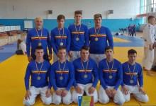 Photo of Aradul are medaliați naționali la judo, pe echipe