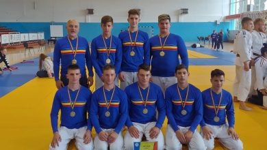 Photo of Aradul are medaliați naționali la judo, pe echipe