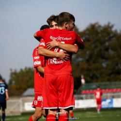 Academia UTA a obținut succese pe linie în Liga Elitelor, Viitorul U15 a câștigat clar derby-ul județean cu Ineul