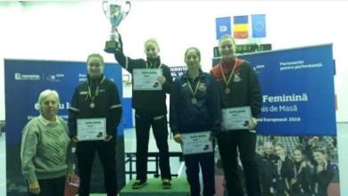 Photo of Fetele CSM-ului au dominat Cupa României la tenis de masă!