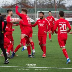 Liga Elitelor: CFR Cluj a plecat cu mâna goală de la Arad, juniorii Academiei UTA termină anul cu două locuri 1 și un loc 3! Viitorul - învinsă la Mediaș
