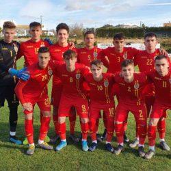 România U18, cu arădeanul Oprescu pe bancă și utistul Opric între buturi, a învins Turcia la în ultimul meci al turneului amical din Portugalia