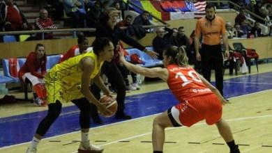 """Photo of Americanca Webb, MVP-ul baschetbalistelor arădene în succesul prețios cu liderul din Satu Mare: """"A fost vorba de inimă și luptă!"""""""