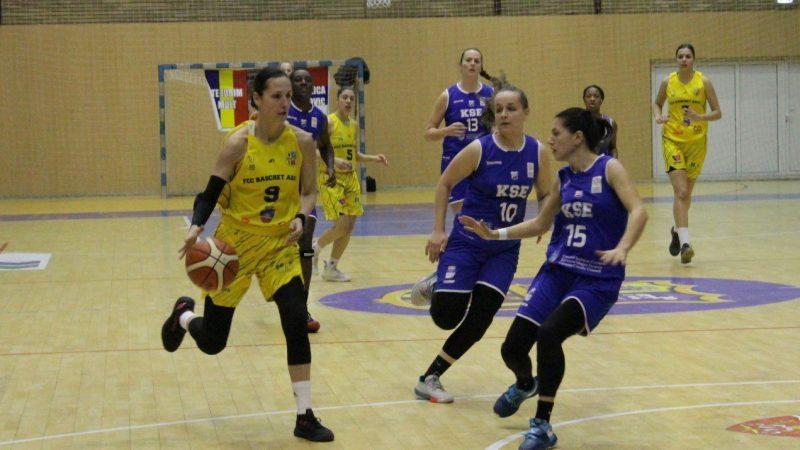 Stop și sub panou până pe 31 martie, meciurile fetelor de la FCC Baschet Arad cu U. Cluj – amânate pentru date ce urmează a fi stabilite