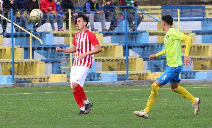 Divizionara terță și-a susținut cauza după pauză: Gloria LT Cermei – CS Ineu 4-0