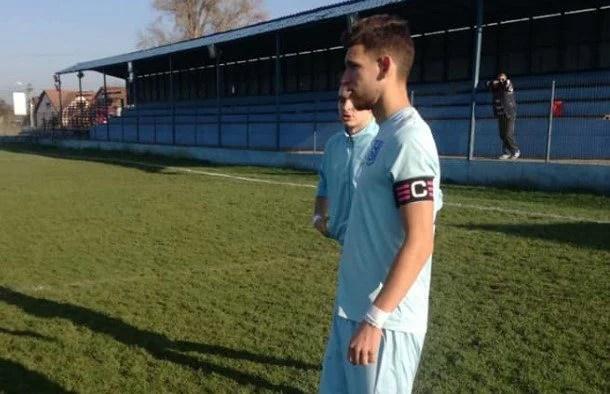 Alba-iulianul Andrei Roșu, în curtea UTA-ei U19: Mijlocașul de picior stâng e comparat cu Nicolae Stanciu