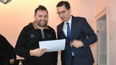 """Photo of Pus pe liber de Sântana, Marius Bătrân intră în stafful celor de la Șoimii Lipova: """"Cred în proiect!"""""""
