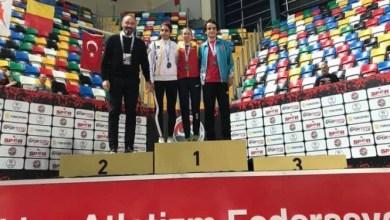 """Photo of """"Studenta"""" Roxana Bîrcă, dublă medaliată la """"Balcaniada"""" din Turcia"""