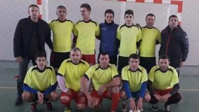 """Photo of Hălmagiu a câștigat la mare luptă """"zona"""" de futsal, de la Almaș"""