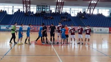 Photo of Duș cu gheață pentru șimăndani în Cupa României la futsal