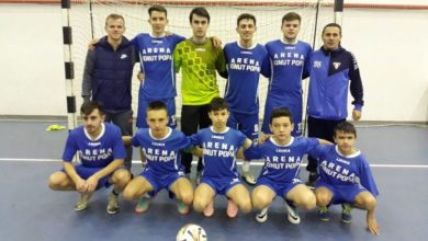 Photo of Șimandul s-a impus și la Băleasa și are maxim de puncte în Liga Elitelor U19 la futsal