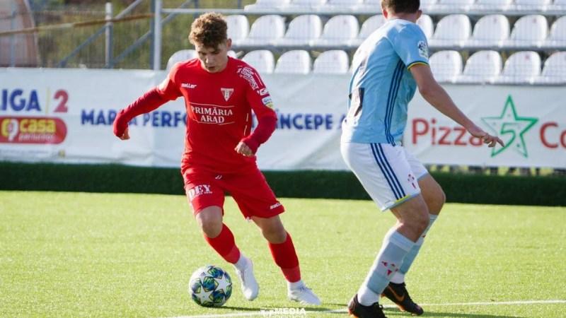 Amical cu 11 goluri între UTA U19 și Cermei și o revenire spectaculoasă a divizionarei terțe
