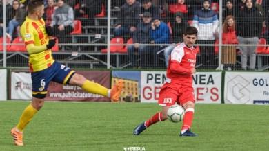 """Photo of Ursu, la al 6-lea gol stagional: """"Mai pregătiți decât în tur, cu siguranță avem prima șansă la promovare"""""""