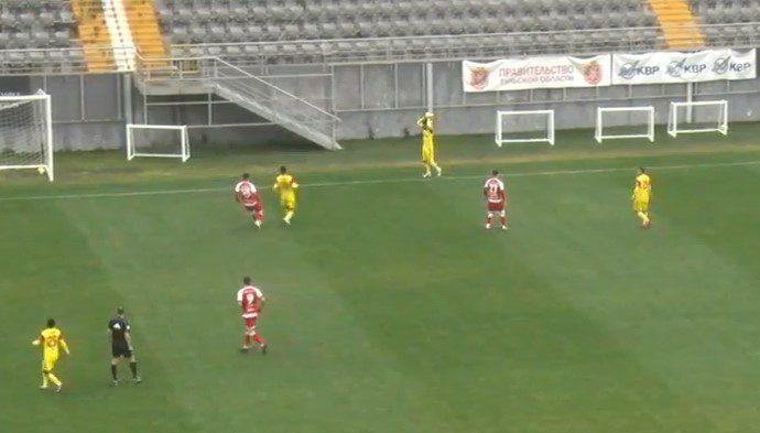 Live-video, amical: Arsenal Tula – UTA 0-2, final