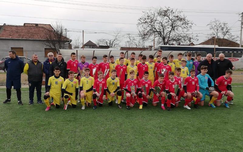 Timișul, peste Arad la ediția a treia a Turneului Speranțelor: Finalitatea – formarea naționalei U15
