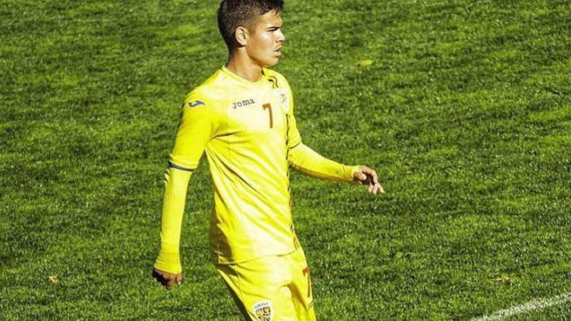Euro U17 a fost anulat, utistul Negoescu – printre posibilii convocați