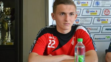 """Photo of Vulturar e profesionist și fotbalistul UTA-ei până în anul 2023: """"Dacă sunt bine mental voi confirma așteptările"""""""