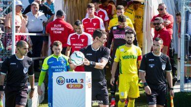 Photo of Mioveni și UTA deschid etapa a treia a play-offului Ligii a 2-a luni, 20 iulie, celelalte două partide se dispută o zi mai târziu