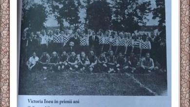 Photo of Sărbătoare înăbușită și în Țara Zărandului: Fotbalul ineuan a împlinit un secol de existență!