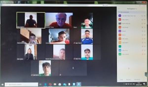 """S-a """"născut"""" prima generație de absolvenți ai cursului online de arbitraj, CJA Arad promite să repete experiența"""