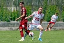 Photo of Toți arădenii Rapidului, utilizați de Alexa în eșecul amical cu Dinamo