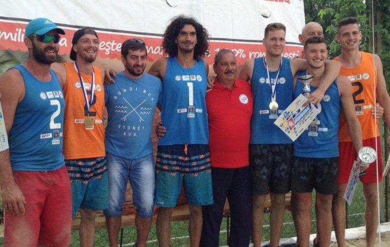 Campionii sezonului la volei pe plajă se vor decide la Arad!