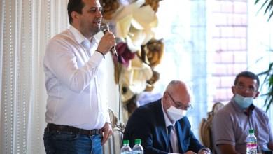 """Photo of Răzvan Cadar și-a intrat în drepturi ca președinte al AJF Arad: """"Să fim uniți și să creștem sănătos împreună!"""""""
