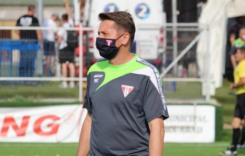 """Alin Pînzaru știe de ce UTA este cu un picior și jumătate în Liga 1: """"Numai cu băieți inteligenți poți face performanță în fotbal, mai avem de câștigat două meciuri!"""""""