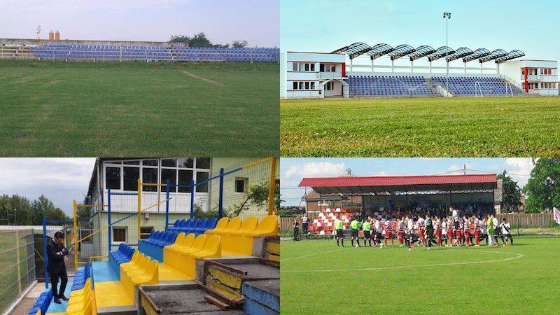 Stadioanele din Chișineu-Criș, Pecica și Cermei vor găzdui și din toamnă meciuri de Liga 3-a, Lipova nu e sigură că se va întoarce acasă în acest an calendaristic