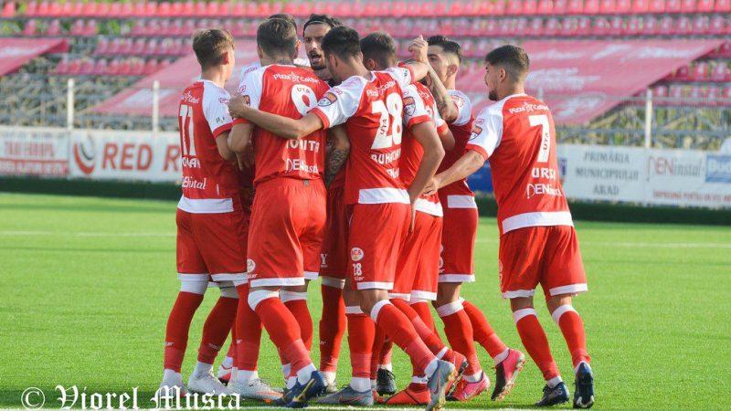 """Utiștii rămân uniți în lupta pentru promovarea în Liga 1: """"Încredere, respect și consecvență"""""""
