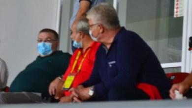 """Photo of Andone s-a întors în locul unde a debutat în fotbalul mare: """"Am fost puțin emoționat! Rezultatul nu e chiar rău pentru UTA, până la urmă e o nou promovată"""""""