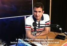 """Photo of Bibarț a reiterat sprijinul financiar al Primăriei pentru UTA, cu mențiunea: """"Pasiunea să nu învingă rațiunea!"""", primarul interimar a trimis """"săgeți"""" către Balint!"""