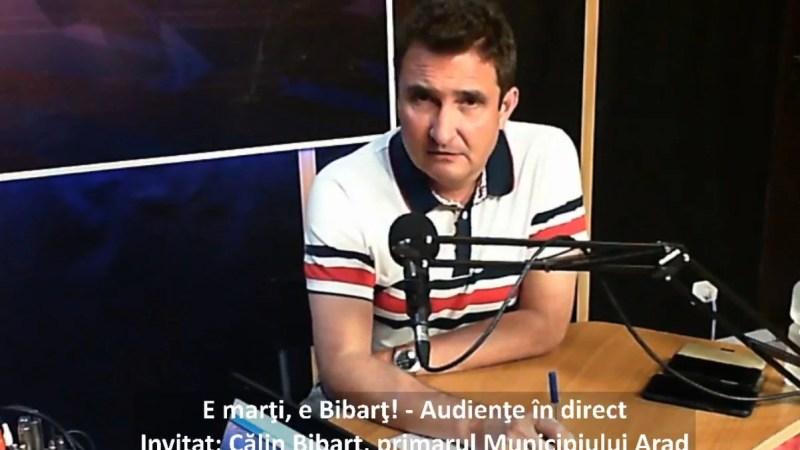 """Bibarț a reiterat sprijinul financiar al Primăriei pentru UTA, cu mențiunea: """"Pasiunea să nu învingă rațiunea!"""", primarul interimar a trimis """"săgeți"""" către Balint!"""