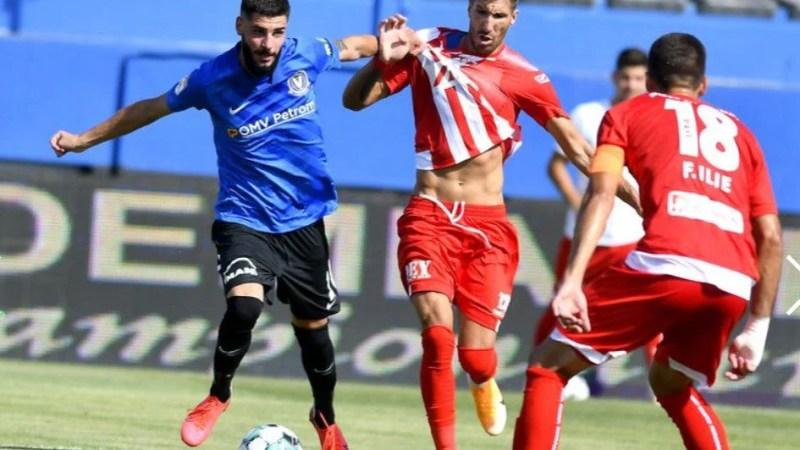 """Buhăcianu și-a făcut intrarea cu gol în Liga 1: """"Un punct mare, nu multe echipe vor pleca neînvinse de la Ovidiu"""""""