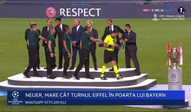 Hațegan se reîntâlnește cu nemții de națională ai lui Bayern, după finala Champions League
