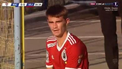 """Photo of Încă un debut arădean în Liga 2-a: Crescut de Ineu, Denis Mâneran joacă lângă Tamaș sau Goga la U. Cluj: """"E mai ușor când simți încredere din partea tuturor"""""""