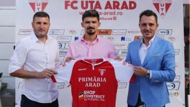 """Photo of Vlăduț Morar îi dă bătăi de cap lui Balint prin transferul la UTA: """"Un fotbalist de o calitate incontestabilă care creează concurență și mie probleme plăcute"""""""