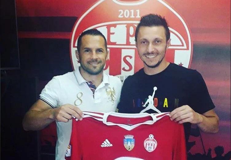 Arădeanul Florin Purece revine în Liga 1, în tricoul lui Sepsi